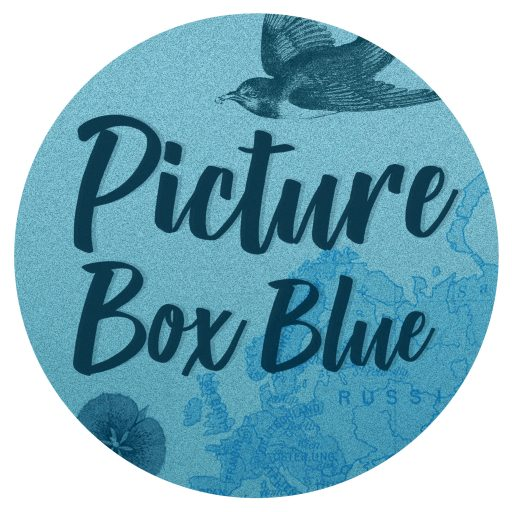 Picture Box Blue
