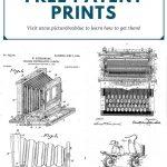 Free patent Prints