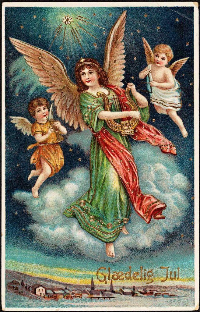 Glædelig_Jul,_Christmas_angel_1913