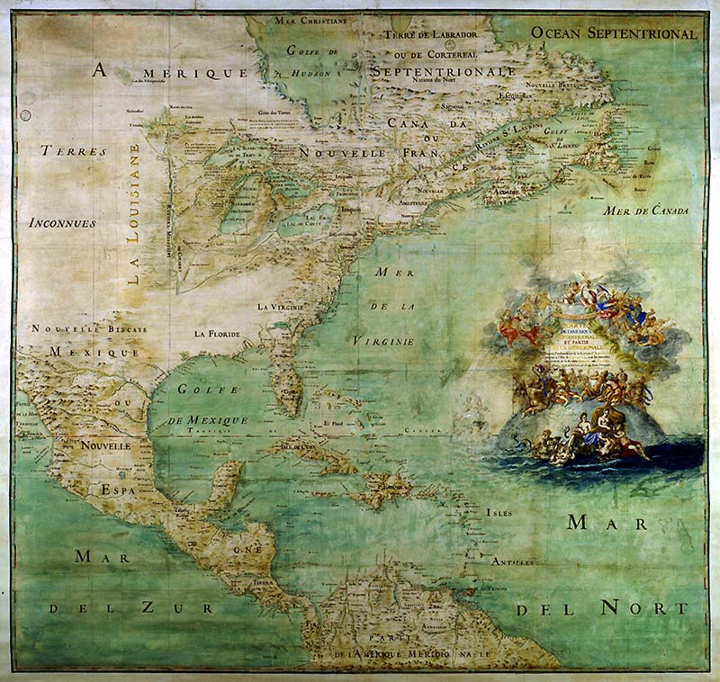 1681 copyright free map of the united states