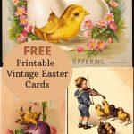 Cute vintage Easter Postcards