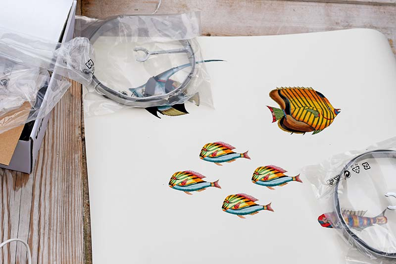 Aquarium print out 1