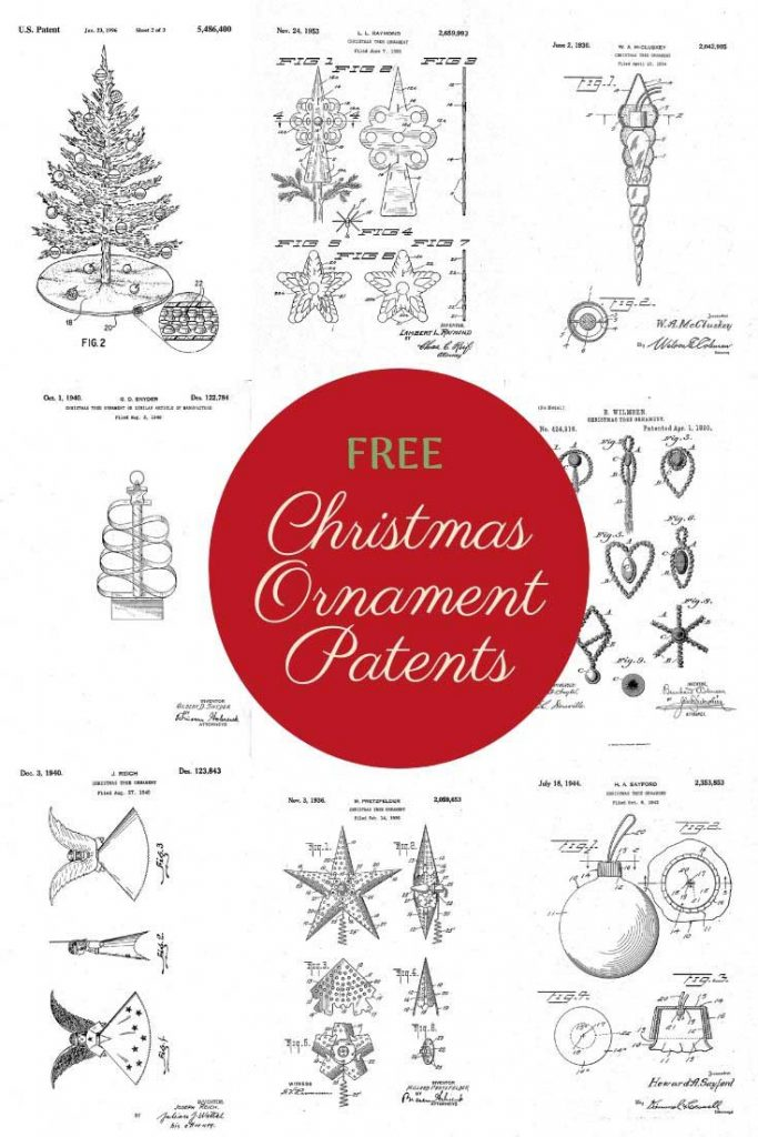 Christmas patents