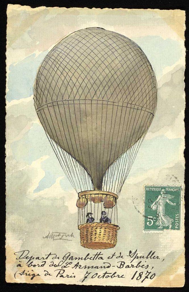 Depart de Leon Hot Air Balloon