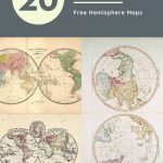 20 free world maps
