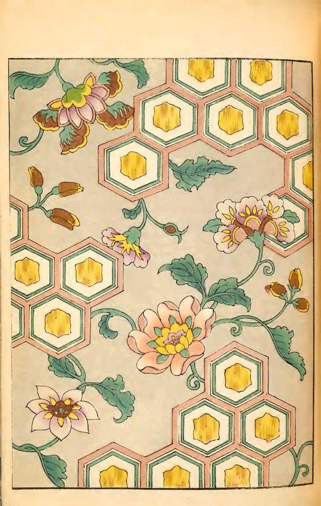 Flowers on Hexagons