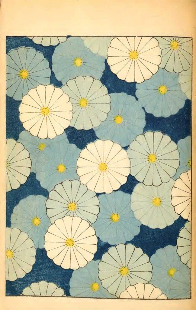 vintage japanese art from Shin-bijutsukai
