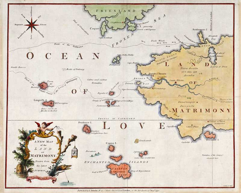 A New Map of the Land Matrimony