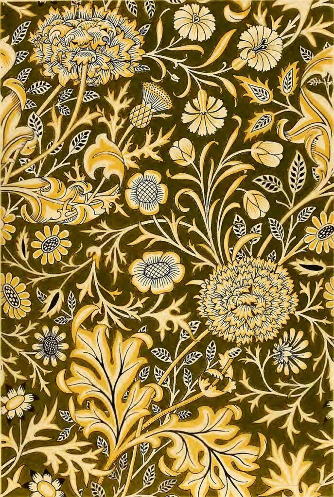William Morris designs Cherwell