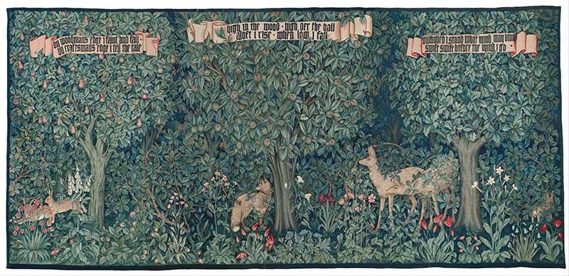 Tapestry Greenery