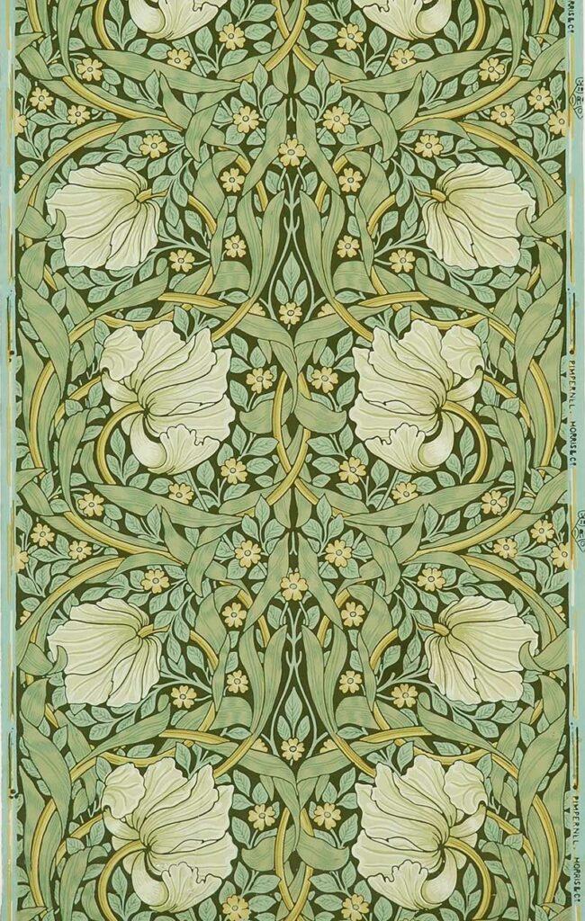Pimpernel William Morris Designs