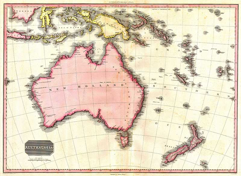 1818_Pinkerton_Map_of_Australiasia