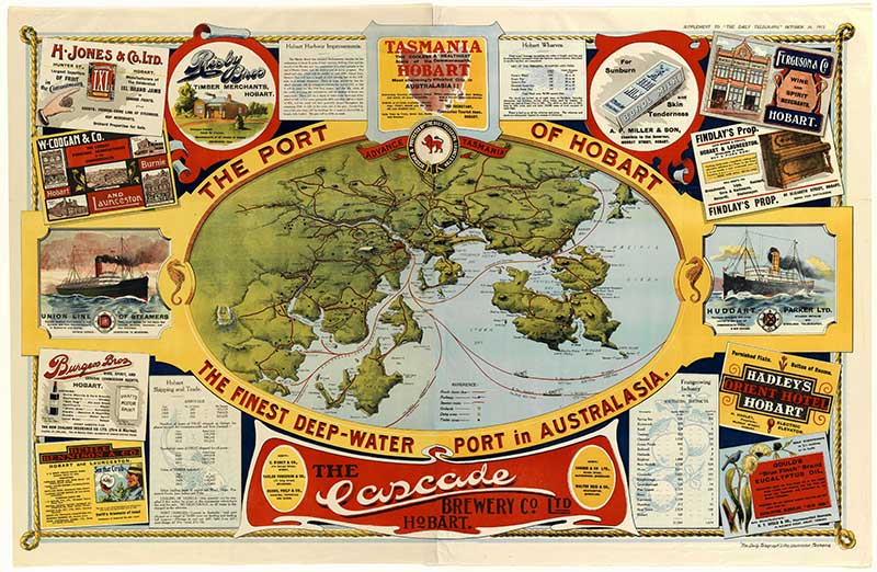 The_Port_of_Hobart_the_finest_deep-water_port_in_Australasia_-_map_of_sealanes_into_the_harbour_and_statistical_information s