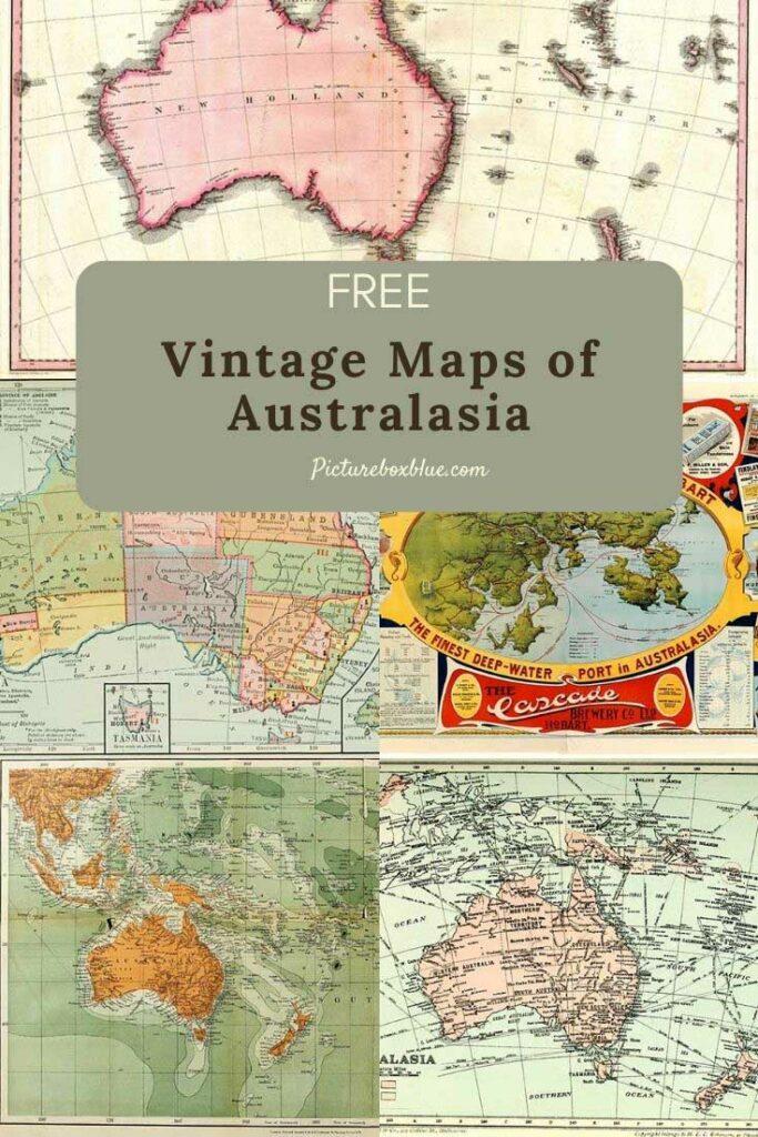 free-vintage-maps-of-Australasia