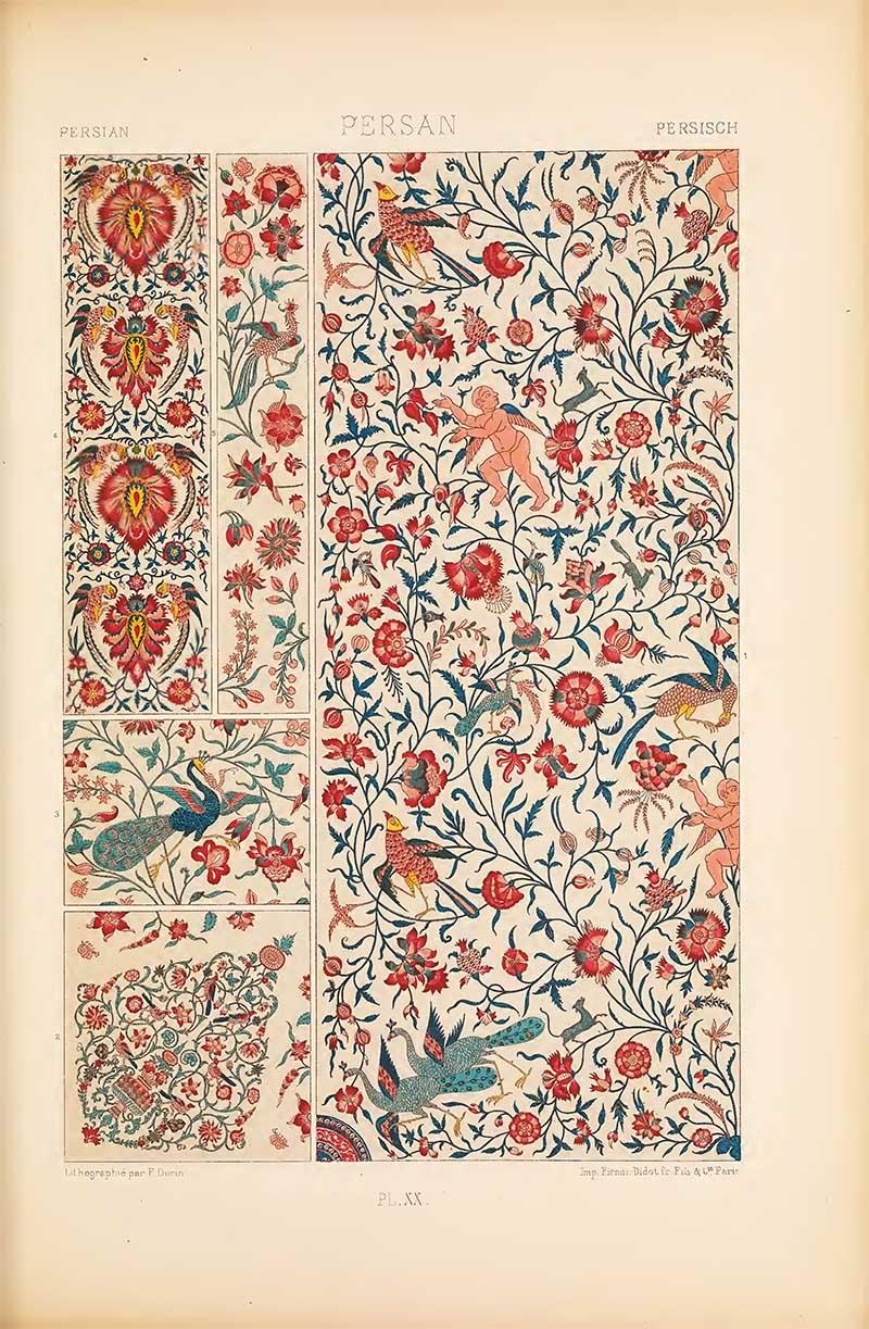 Persian Linens