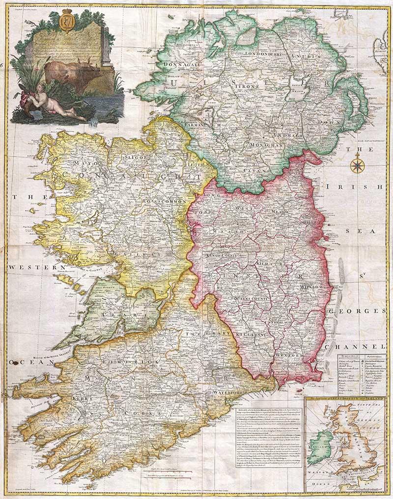 1794_Rocque_Wall_Map_of_Ireland_