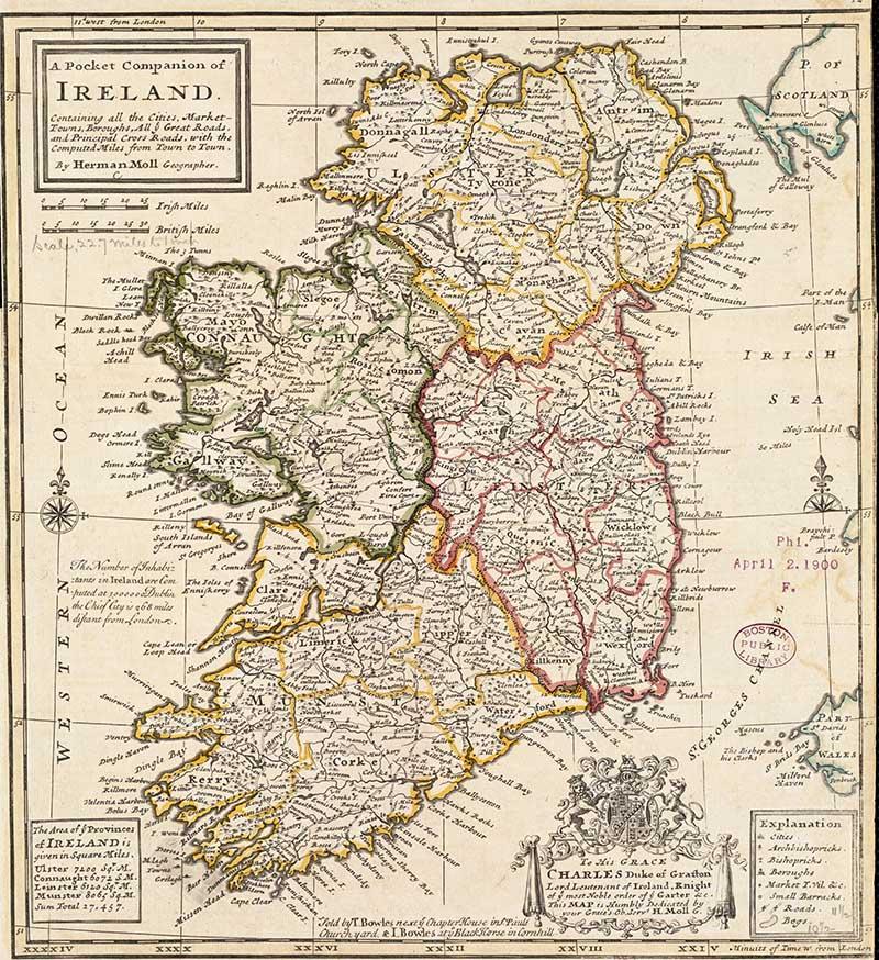A_pocket_companion_of_Ireland