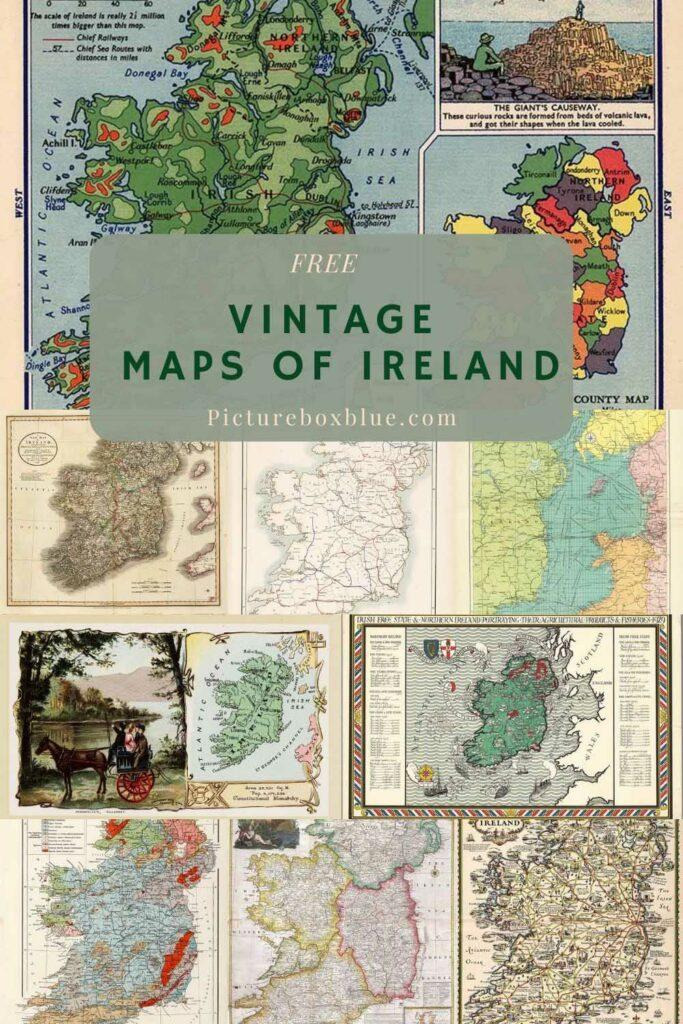 free-vintage-maps-of-ireland