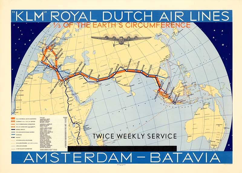KLM-vintage-airline-poster