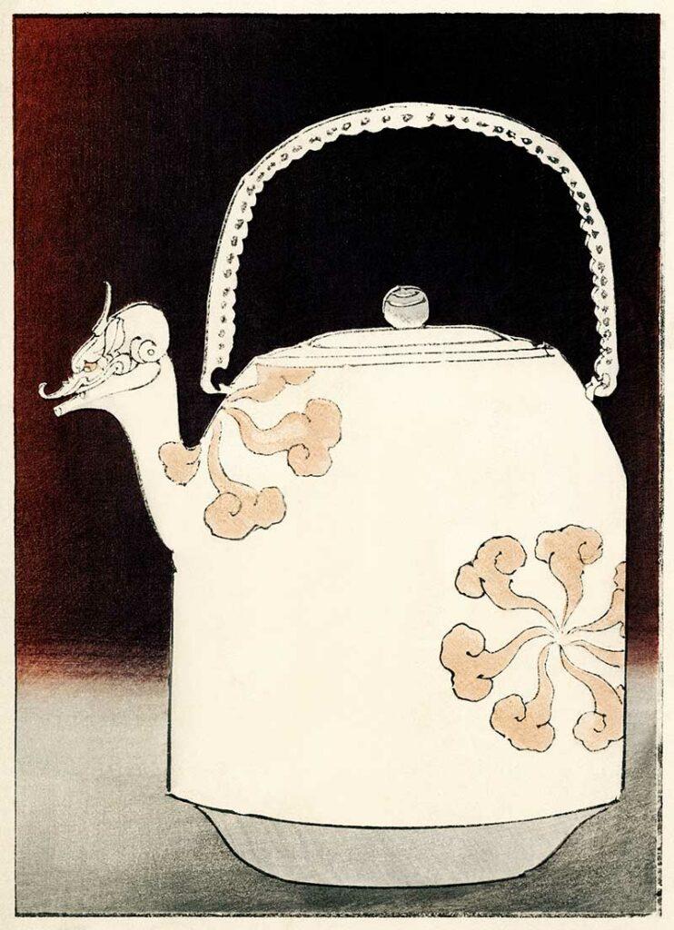 Teapot- Watanabe-Seitei