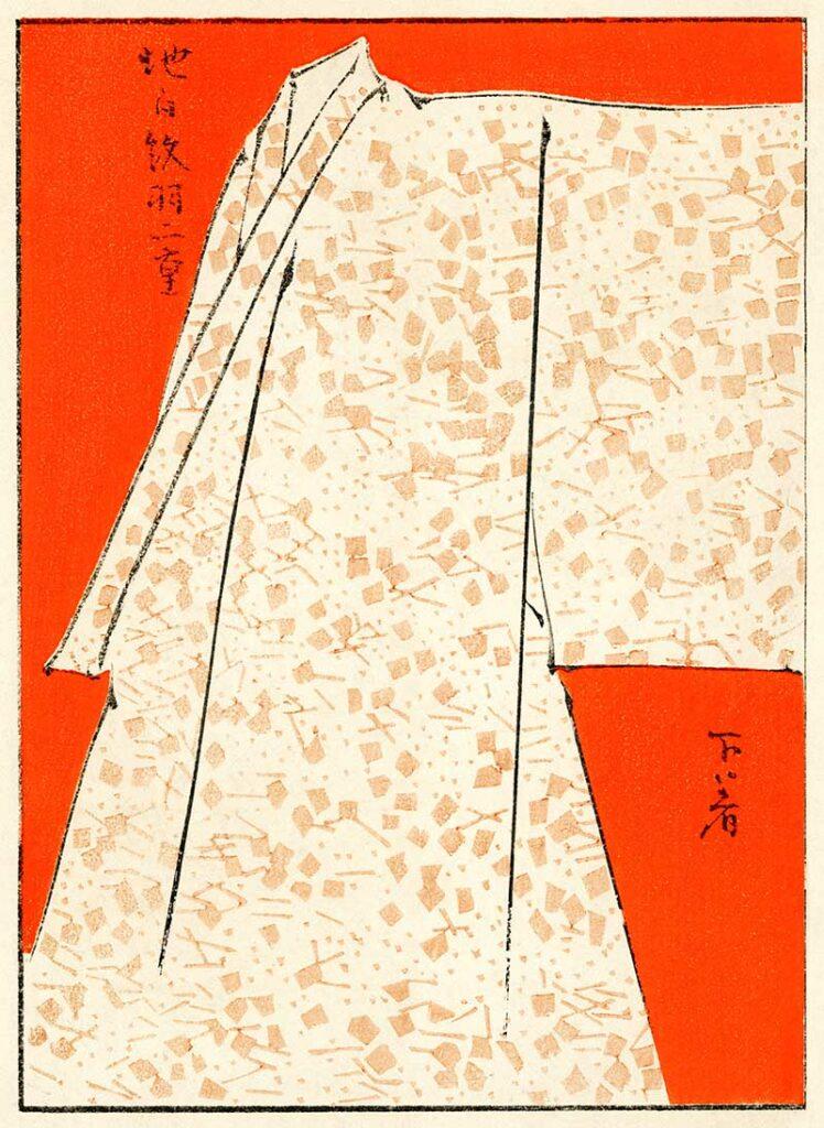 Traditional Robe Illustration