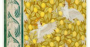 Art nouveau prints Verneuil