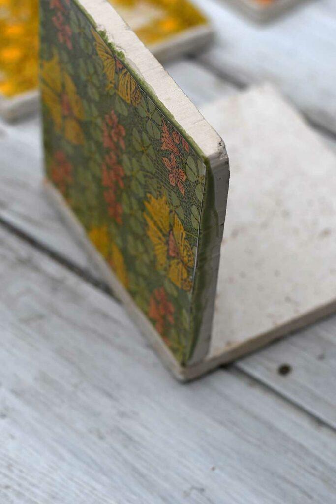 making tile planter