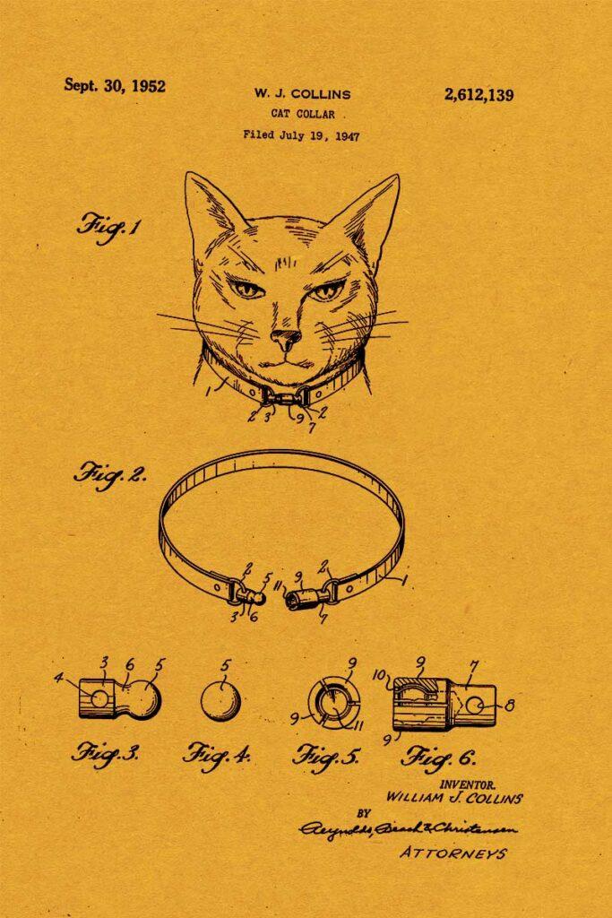 cat patent