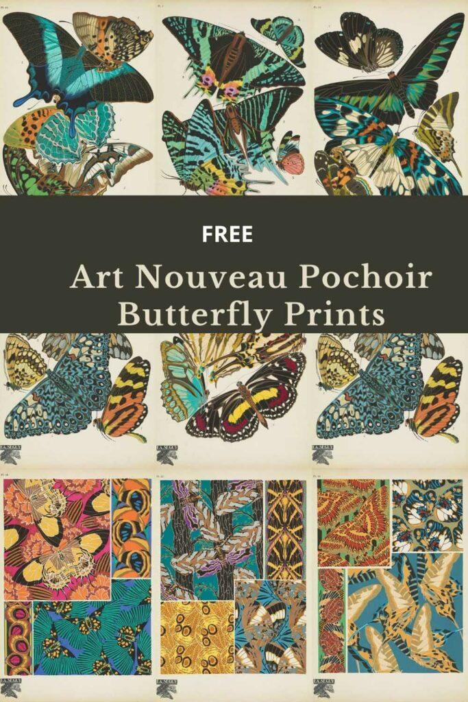 seguy-pochoir-antique-butterfly-prints