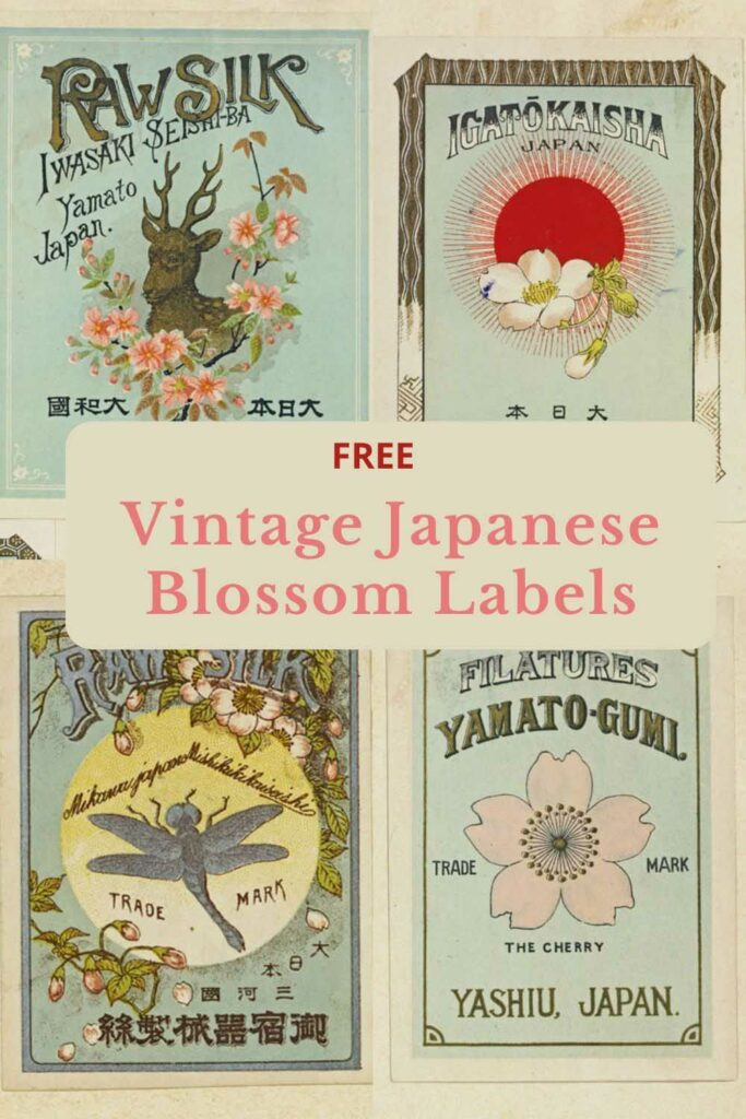 vintage-Japanese-blossom-labels-